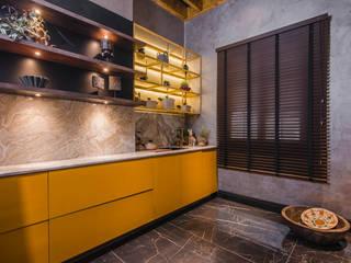 Cocinas eclécticas de Luis Escobar Interiorismo Ecléctico