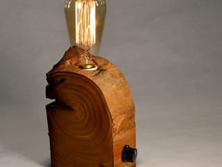 Lámparas de Madera de ReDecorArt Moderno