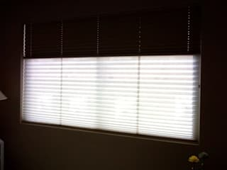 Gobash Windows & doors Blinds & shutters White