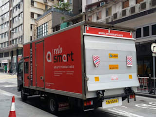 ReloSmart Movers Hong Kong 家居用品儲藏櫃