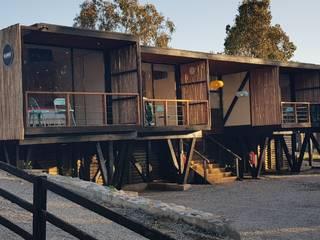 Cabañas Eucalipto Nido Arquitectos Hoteles