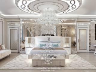 클래식스타일 침실 by Дизайн-студия элитных интерьеров Анжелики Прудниковой 클래식