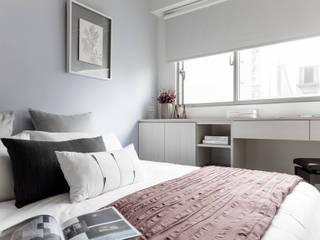 Scandinavian style bedroom by 燕居室內設計 Scandinavian