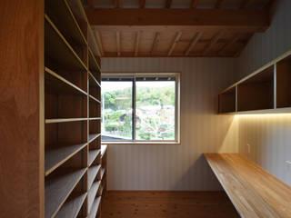 八角形の住宅 和風デザインの 子供部屋 の 久木原工務店 和風