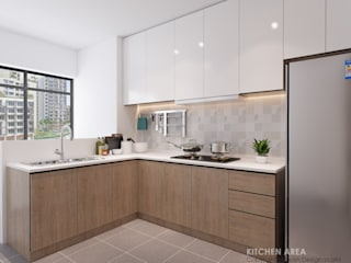 Swish Design Works Built-in kitchens Plywood