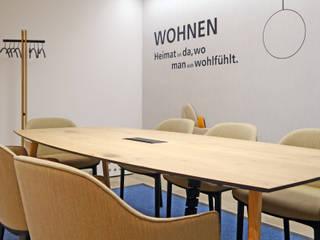Hammer & Margrander Interior GmbH StudioScrivanie Legno