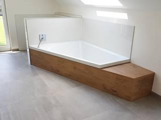 Hammer & Margrander Interior GmbH BagnoVasche & Docce Effetto legno