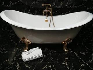 Renovação | Construção Quinta Casas de banho clássicas por Poliune Clássico