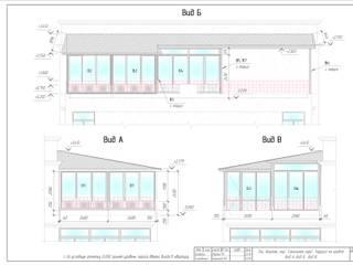 Терраса на кровле здания от Архитектор - проектировщик