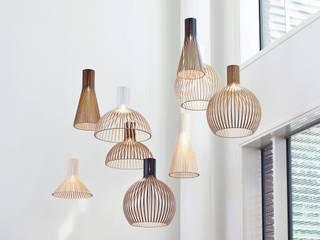 Eclairage design scandinave avec la marque emblématique Secto Design Gastronomie scandinave par direct-d-sign sas Scandinave