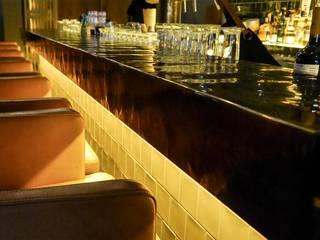 Hammer & Margrander Interior GmbH Gastronomia in stile moderno Variopinto