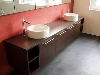 Hammer & Margrander Interior GmbH BagnoLavabi Marrone