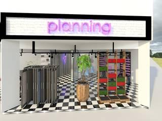 planing – OFİS TASARIM: modern tarz , Modern