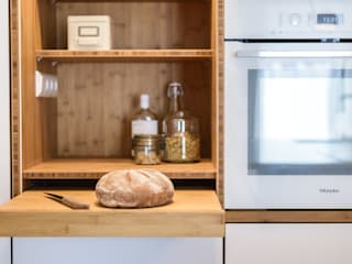raumdeuter GbR Built-in kitchens