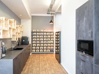 raumdeuter GbR Kitchen units