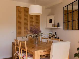 Akdeniz Yemek Odası FOCUS Arquitectura Akdeniz