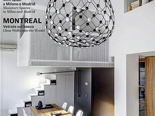 Industriale Wohnzimmer von Tommaso Giunchi Architect Industrial