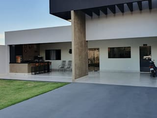 Monteiro arquitetura e interiores Modern