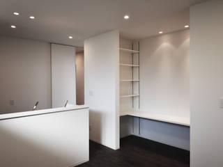 店舗兼住宅: 久木原工務店が手掛けた現代のです。,モダン