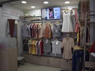 Nuvú - Lideres en espacios comerciales. Centra handlowe