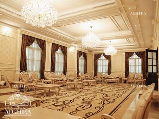 Luxury Majlis Design by Algedra Interior Design Classic