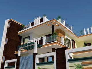 Modern House Elevation | Front Elevation 360 Home Interior