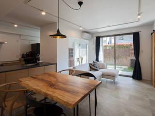 久木原工務店 Modern living room