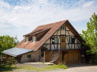 Casas campestres por Architektur Andrea Rehm Campestre
