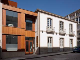 Rehabilitación Concejalía Urbanismo Ourense Edificios de oficinas de estilo ecléctico de Pablo Falcón arquitecto Ecléctico