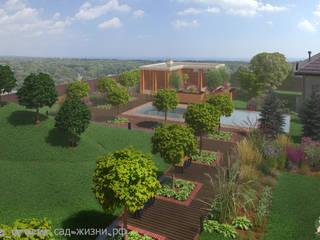 Сад Жизни Classic style garden