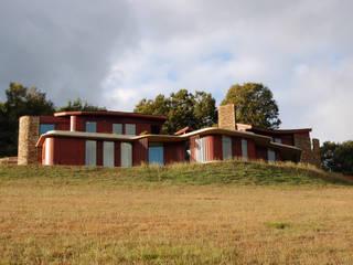 Vivienda en O Incio de Pablo Falcón arquitecto Escandinavo