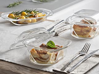 Vidivi - Vetri delle Venezie KitchenCutlery, crockery & glassware Glass Transparent