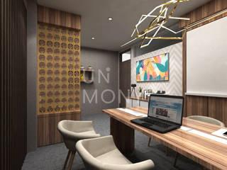Office Space Kantor & Toko Minimalis Oleh unimony.id Minimalis