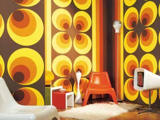 Carta da parati degli anni 70 Walls & flooringWallpaper