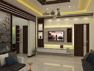 Residencial Projects: modern  by Grandiose Interiors,Modern
