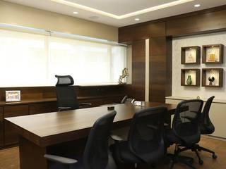 Office Interiors: modern  by Grandiose Interiors,Modern