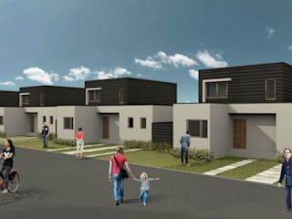 Imagen Principal Proyecto de NArq / Arquitectura Sustentable