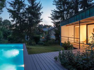 // Haus G Tropische Pools von Architekturbüro Christoph Hilger Tropisch
