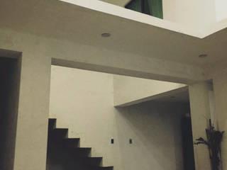 C A S A E L R E F U G I O de Concepto Arquitectura Moderno Concreto