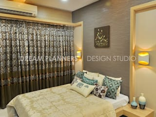 Residential Interior work : minimalist  by Dreamplanners,Minimalist