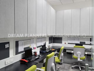 Commercial interior: modern  by Dreamplanners,Modern