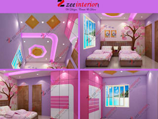 Interior Company in Patna by Zee interior Modern