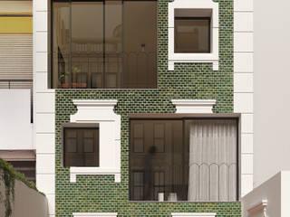 Corpo Atelier Rumah keluarga besar