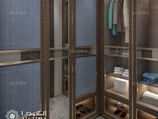 Closets industriais por Algedra Interior Design Industrial