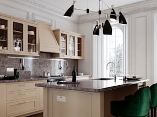 DelightFULL KitchenLighting Perunggu Black
