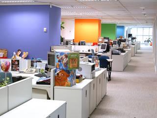 Projeto Ofice Plaza Iguatemi SP RUTE STEDILE INTERIORES Complesso d'uffici moderni