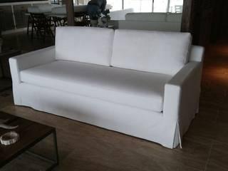 Duo sillones Modelo Cobalto de ACY Diseños & Muebles Minimalista