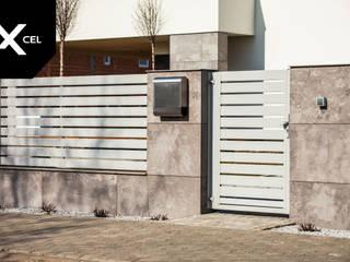 Jardin moderne par Xcel Moderne
