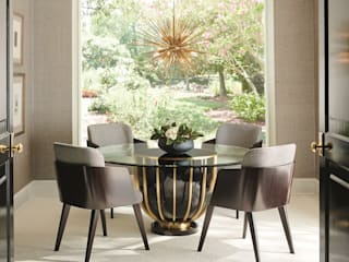 THE MERIDIEN DINING TABLE de Caracole by Norman Miller Clásico