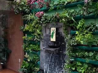 Maisons minimalistes par jardinria xochimilco Minimaliste